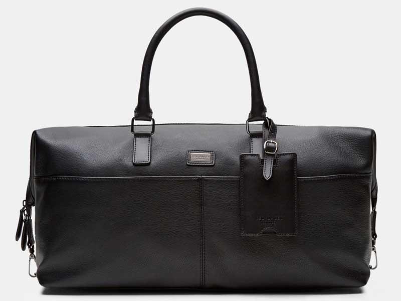 5b4cec1aa226a حقيبة جلدية من تيد بيكر في مول الإمارات ومراكز سيتي سنتر للتسوق