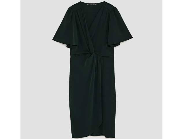 Dress available at Zara