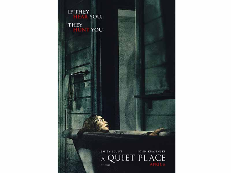 A Quiet Place (film) at VOX Cinemas in Ajman