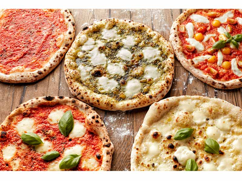 Delicious 800 Degrees Neapolitan Pizza in UAE