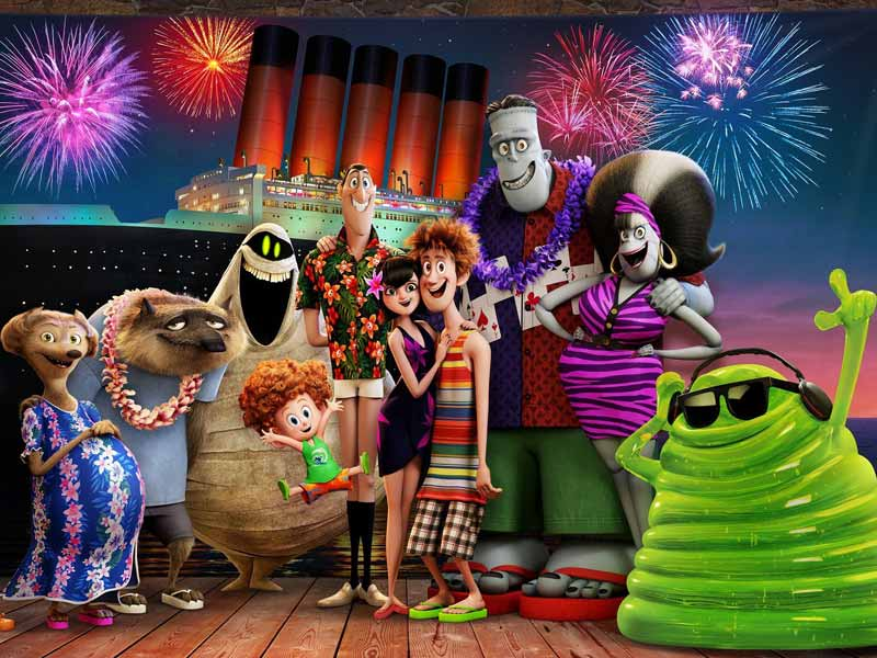 Watch Hotel Transylvania 3: Summer Vacation at VOX Cinemas across the Middle East
