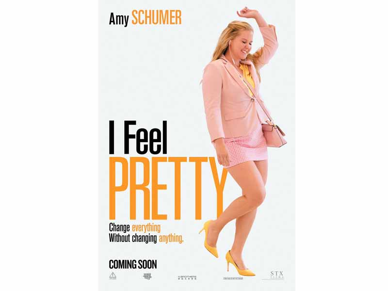 Watch I Feel Pretty movie at VOX Cinemas in Ajman