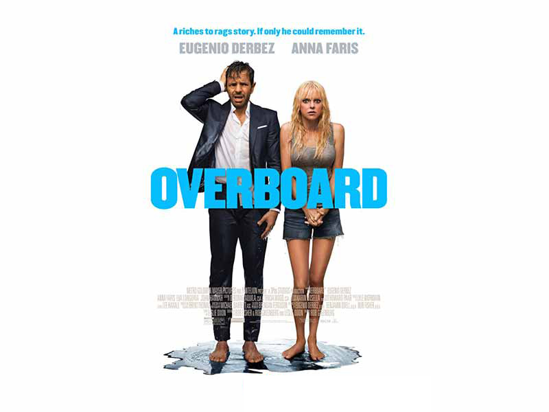 Watch Overboard movie at VOX Cinemas in Ajman