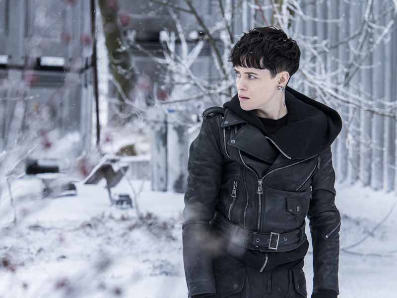 Watch The Girl in the Spider's Web at VOX Cinemas across the Middle East