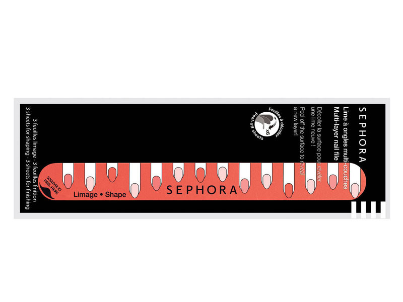 Nail file by Sephora at City Centres
