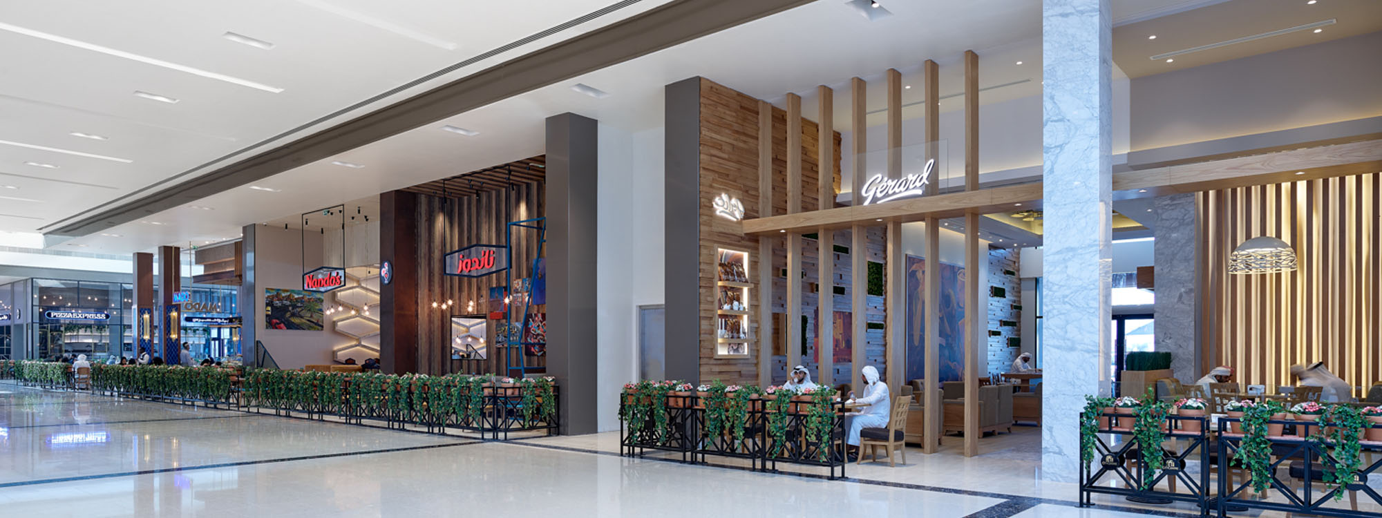 Mall - Shopping - Entertainment | City Centre Ajman