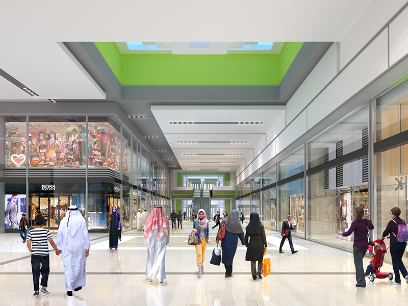 City Centre Ajman Opens New Wing   City Centre Ajman