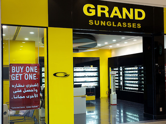 Grand Sunglasses